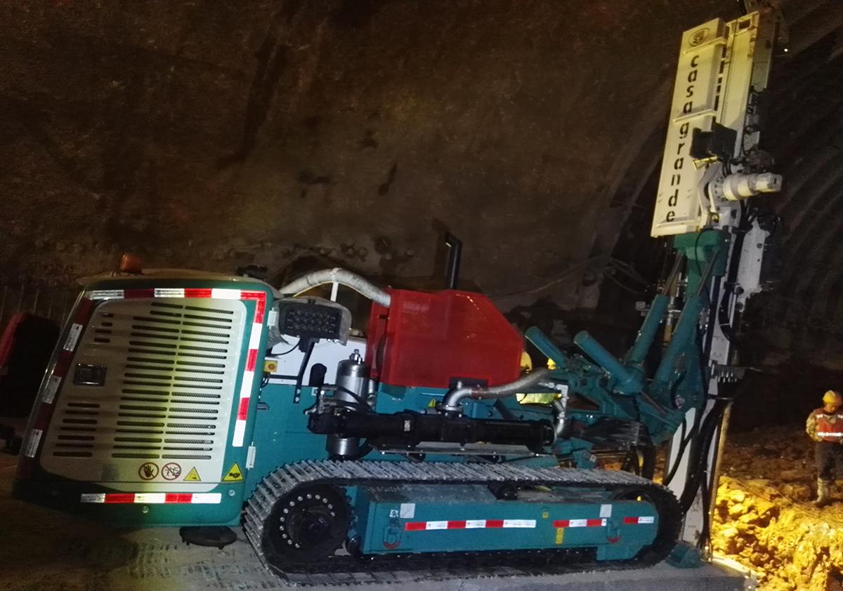 迎难而上勇铸通途 聚力奋进匠造都巴——都巴一分部隧道施工攻坚纪实图片